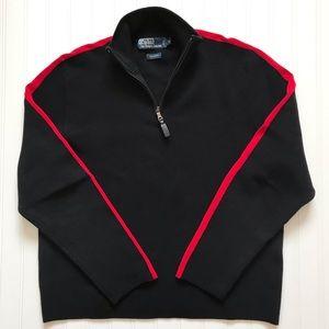 POLO  Ralph Lauren  1/4 Zip Pullover!   M